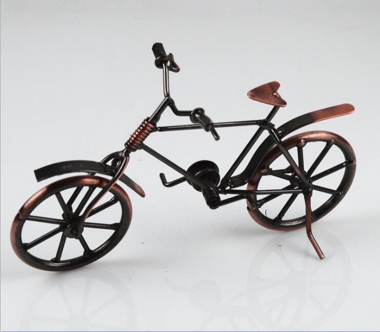 Online kopen wholesale vintage fiets decor uit china for Metalen decoratie fiets