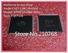 100%新しいオリジナルATMEGA2560 16AUR atmega2560 16au ATMEGA2560 16 atmega2560 tqfp100