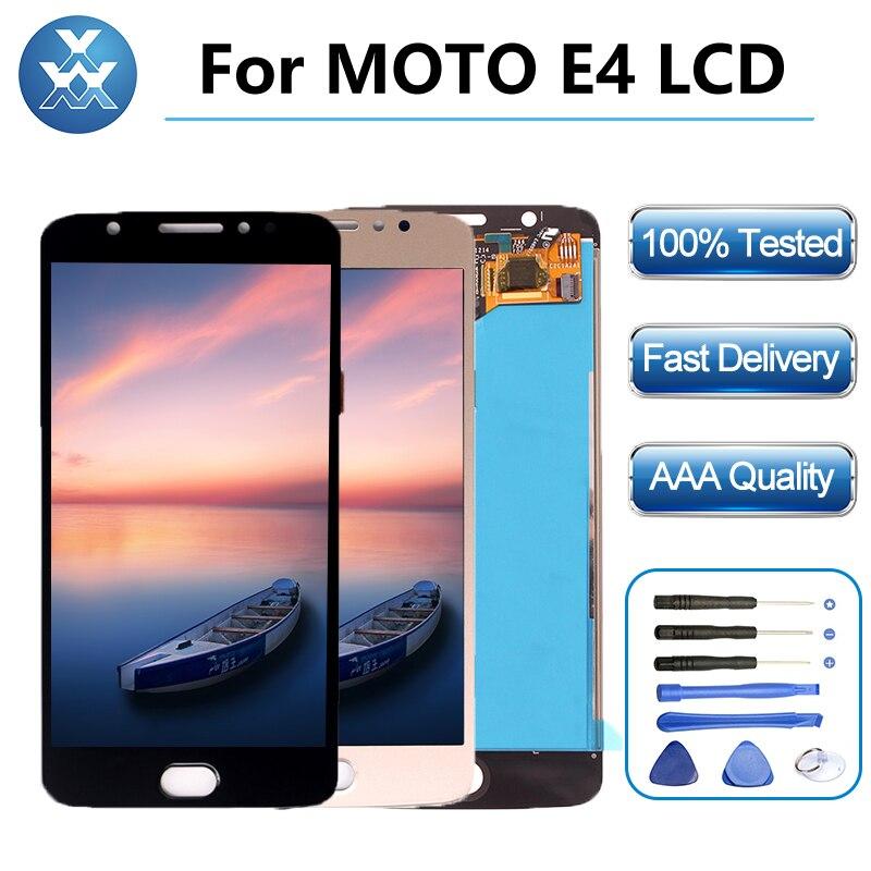 Achat Pour Motorola Moto E4 XT1762 XT1772 Lcd Affichage à L