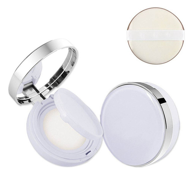 Us 3 0 9 Off 15ml Empty Diy Air Cushion Puff Box Bb Cream Container Dressing Case With Air Cushion Sponge Powder Puff And Mirror In Refillable