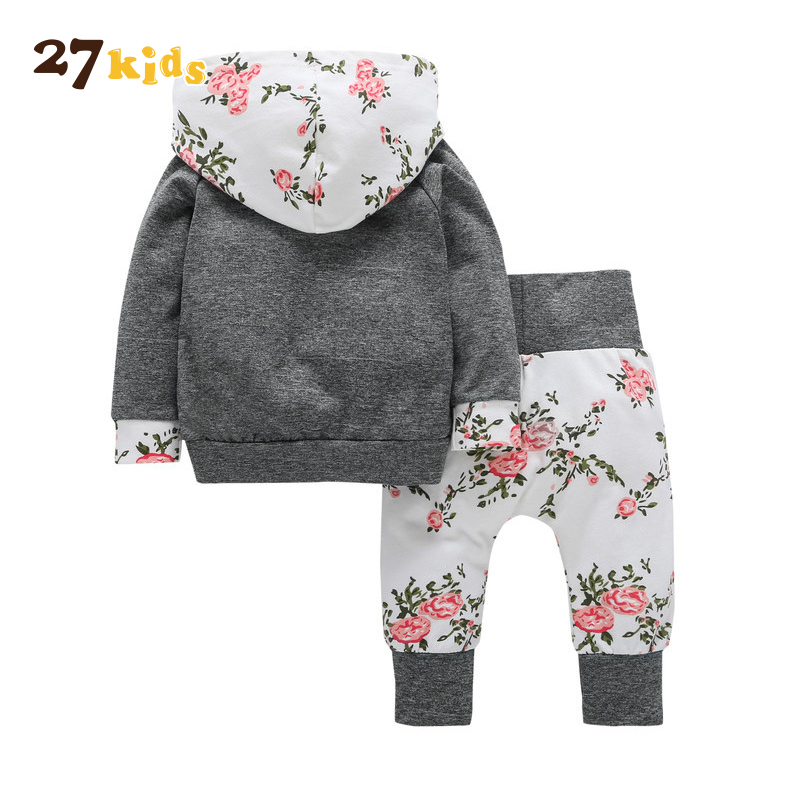 8f67cf5f3479 Buy 27Kids 2pcs!! baby clothes Autumn Baby Clothing Sets Long Sleeve ...