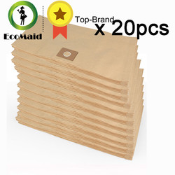 Dust Bag for Bobhome GY-308 15L Vacuum Cleaner Replacement Bag Dust Collector Bags for Bobhome Vacuum Accessories 20pcs