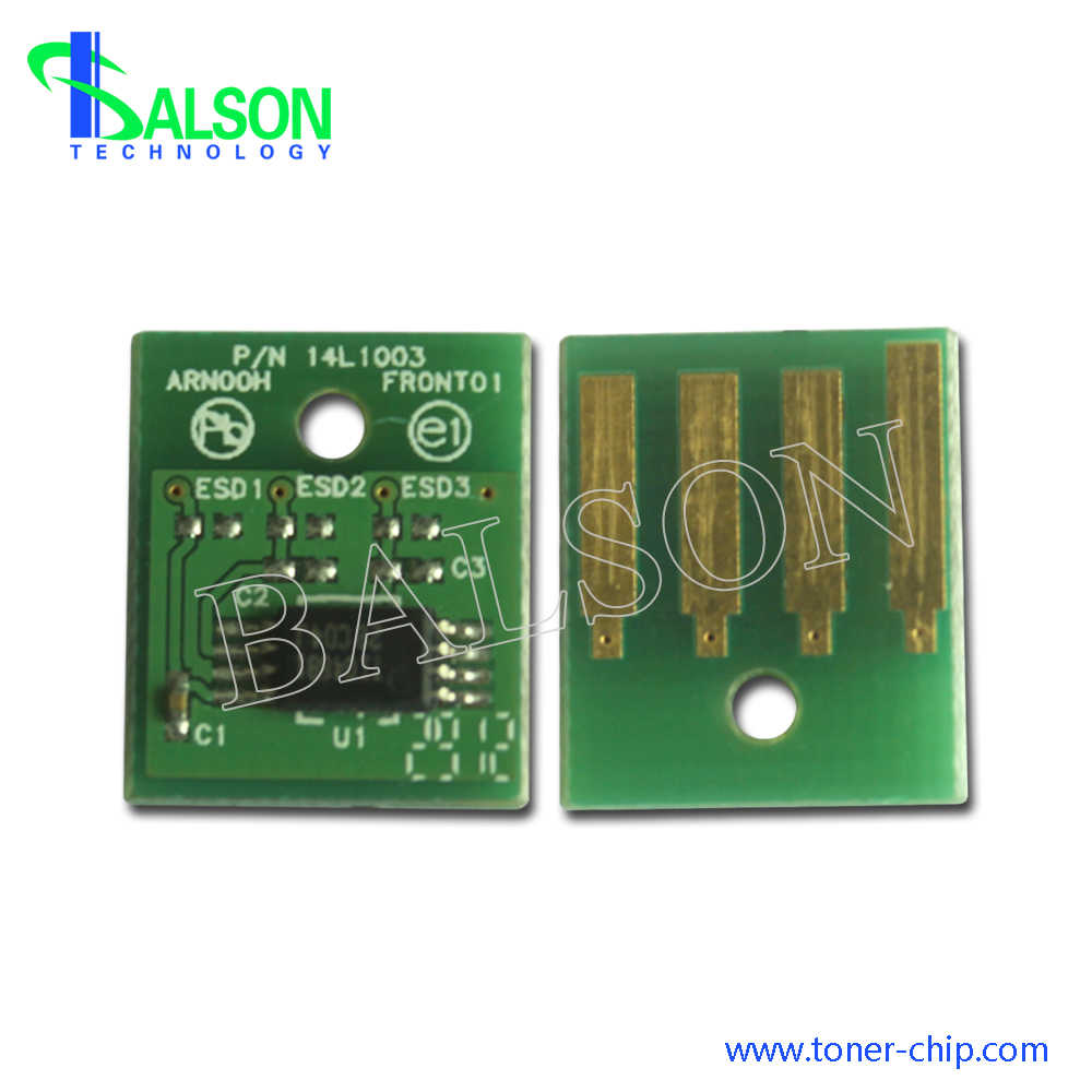 50F0Z00 Originele Reset Chip Voor Lexmark Ms Mx 310 410 510 610 Drum Chips Gemaakt In China