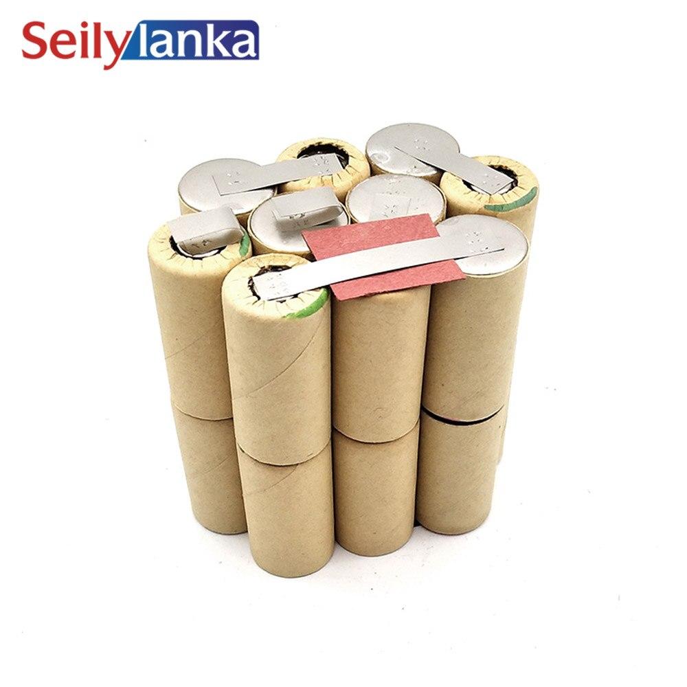 3000mAh for Bosch 24V Ni MH Battery pack CDBBH24VRE GBH24VRE GBH24VFR 11225VSRH 11225VSR 0611260539 GBH24V GBH24v