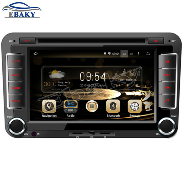 navitopia 1024 600 7inch android 7 1 car dvd radio for vw. Black Bedroom Furniture Sets. Home Design Ideas