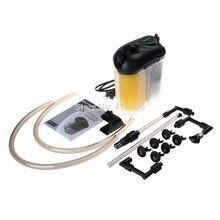 EF-05 High-leistung Externe Filter Kanister. BOYU EF05 5,5 w AC220-240V Mini Stille Aquarium Fisch Frisch Wasser