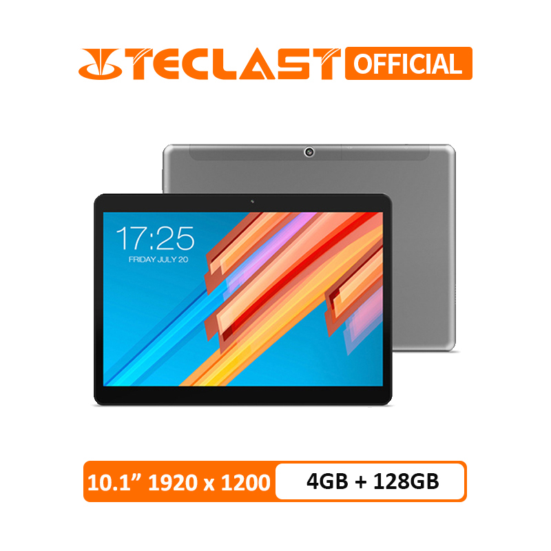 Teclast M20 4GB de RAM 128GB ROM Tablet PC 10.1 polegada 1920*1200 MT6797 X23 Deca Núcleo Android 8.0 Dual 4G Tablets Dual Wifi GPS Do Telefone