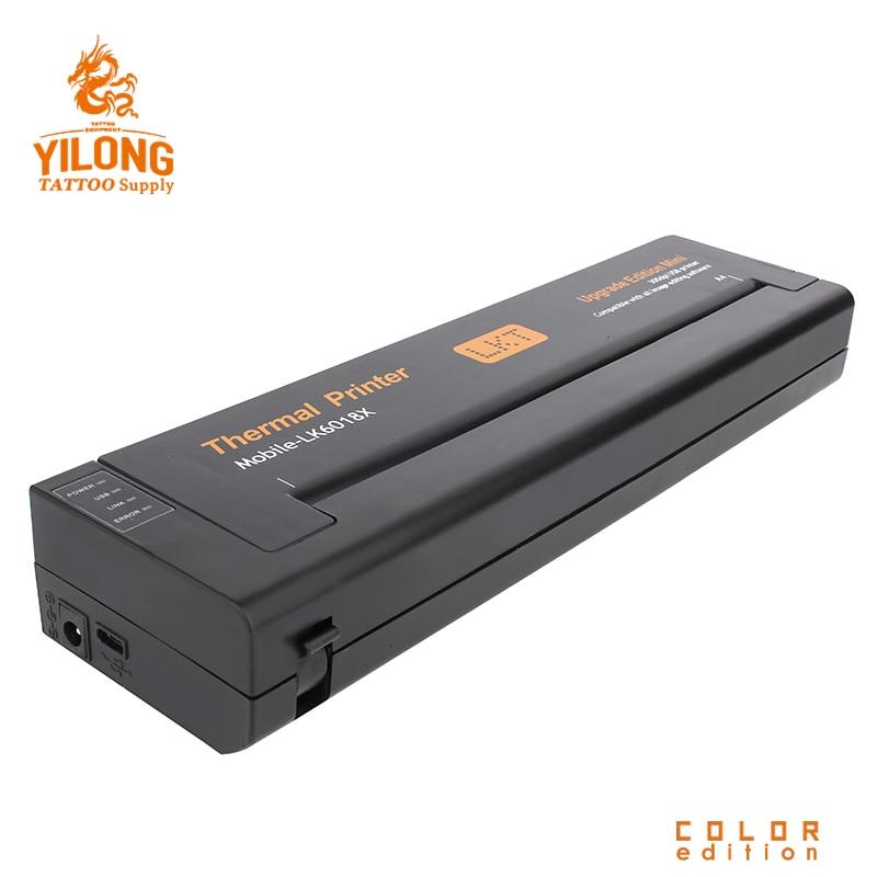 Tatouages temporaires Transfert Machine Imprimante Dessin Thermique Pochoir Maker Copieur pour Tatouage papier de transfert Copieur Imprimante
