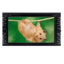 """Universal 6.2"""" HD Digital Car DVD Player 2 Din Car Stereo In Dash Bluetooth Car Radio Audio Video Player Supports Analog TV"""