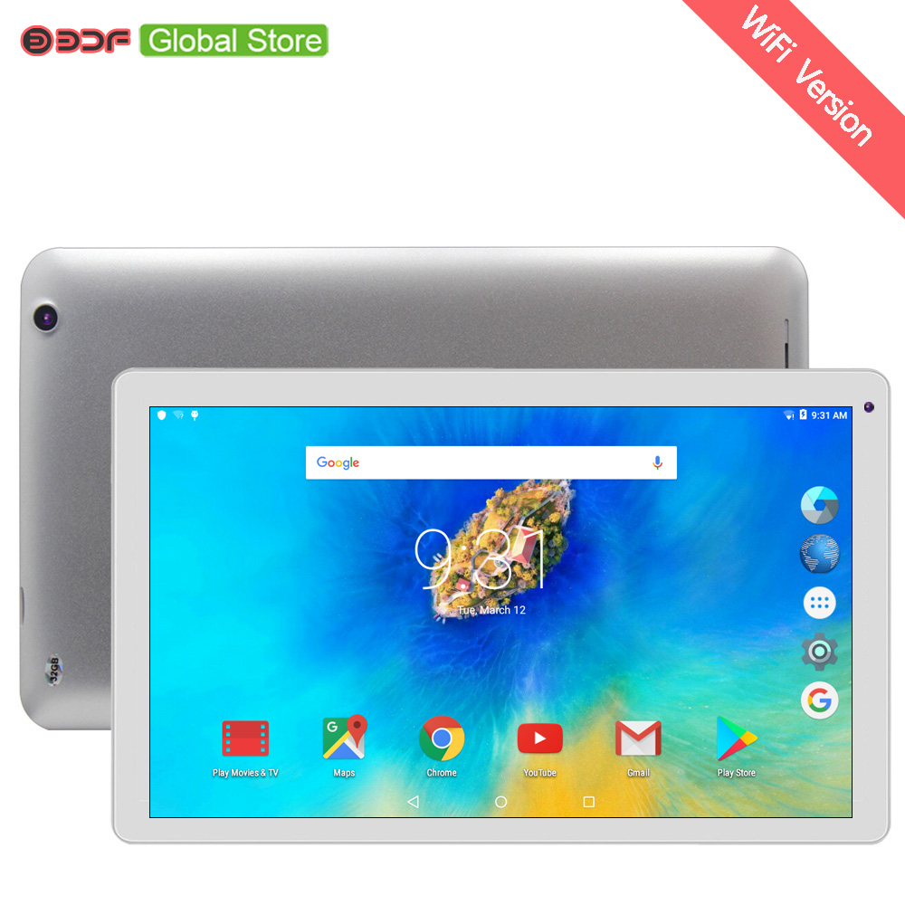 Best-Selling New 10.1 Inch WiFi Tablet Pc Quad Core 1GB RAM 32GB ROM Android 5.1 Tablets Support Google Play Tablet 7 8 9 10