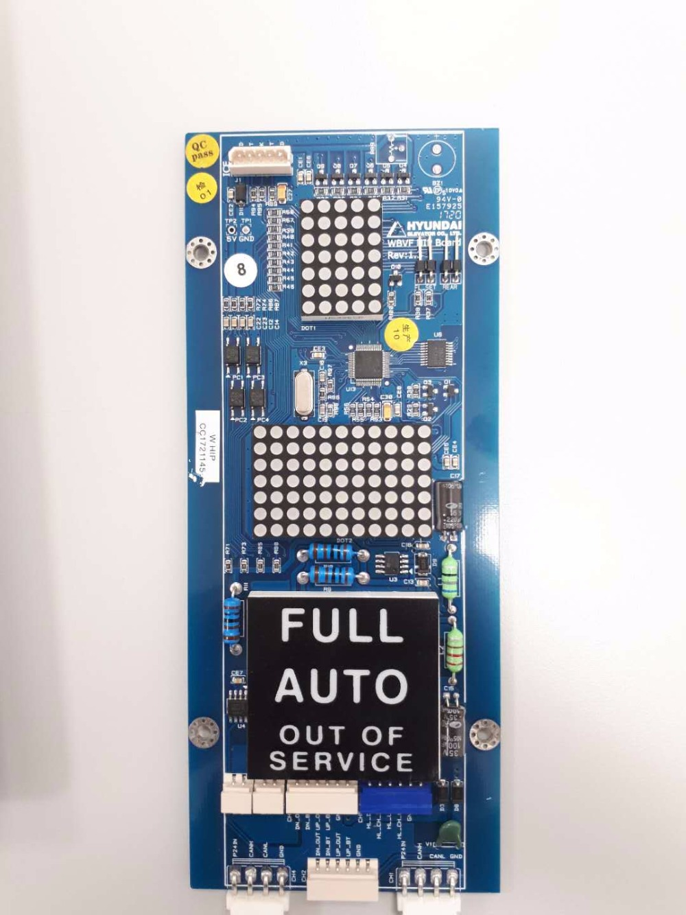 Elevator indicator PCB WBVF HIP-in ABS Sensor from