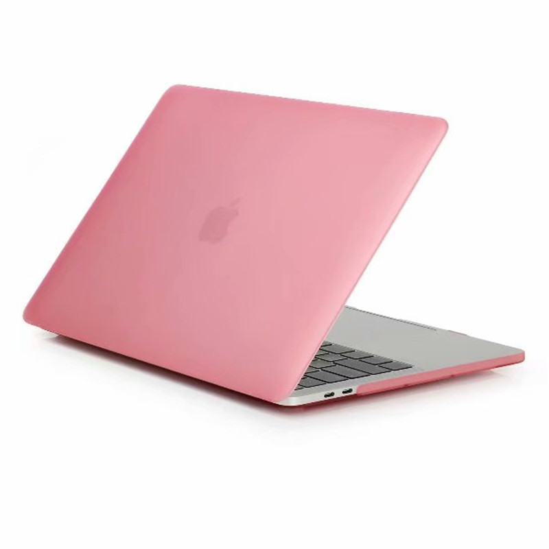 Matte <font><b>Transparent</b></font> <font><b>Case</b></font> For <font><b>MacBook</b></font> <font><b>Air</b></font> <font><b>13</b></font>.3 <font><b>A1466</b></font> A1369 Cover Hard <font><b>Cases</b></font> Shockproof Anti Scratch Laptop <font><b>Cases</b></font> <font><b>A1466</b></font> A1369 image