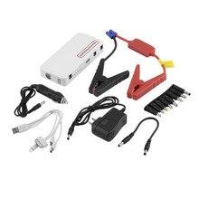 12 В 15000 мАч мини США Plug автомобиля Пусковые устройства Многофункциональный Батарея Зарядное устройство Запасные Аккумуляторы для телефонов аварийной Booster Портативный автомобиля Мощность