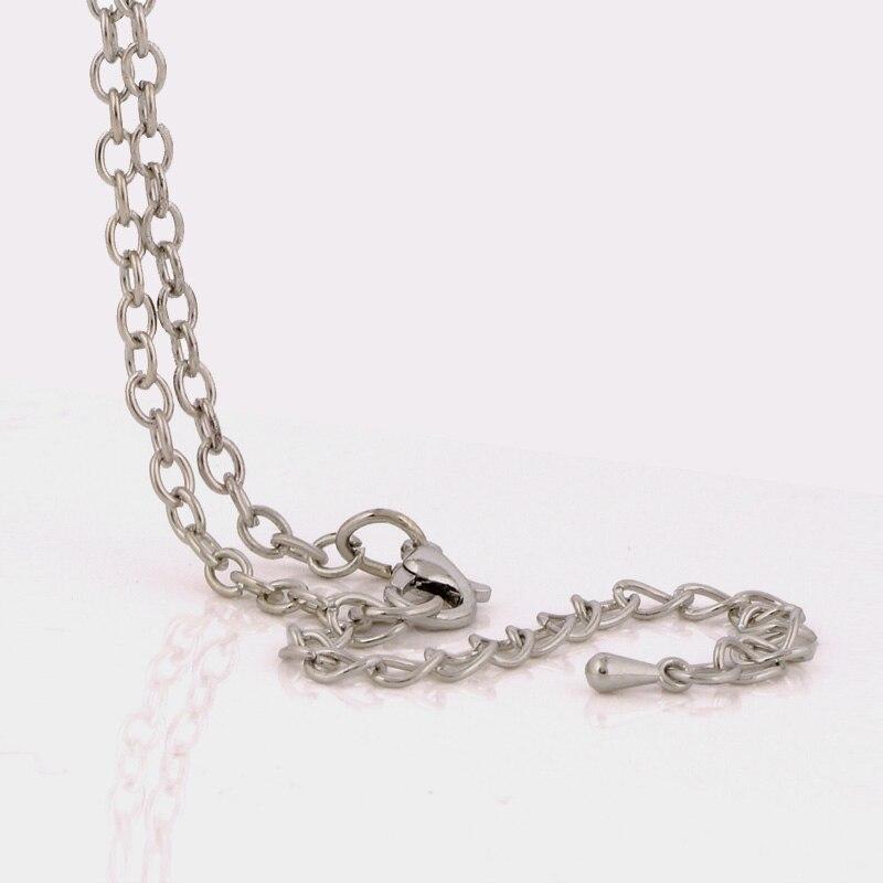 personlighed design dukke halskæde lang kæde vedhæng halskæder - Mode smykker - Foto 4