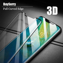3D Curved Screen Protector for Huawei Mate 20 Pro Tempered Glass Protective HD Full Coverage Film