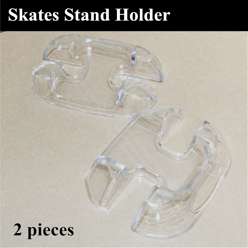 Inline Skates Shoes Stand For Kids And Adults Roller Skates FSK Slalom Speed Racing Patines Skates Holder Support 2 Pieces/lot