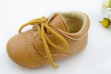 Baby First Walkers Antislip Leather Shoes