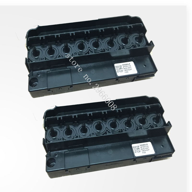 Original new DX5 water based printhead manifold cap printhead cover for Ep-son 4880 Mimaki JV33 JV5 Mutoh RJ900 RJ900C printer image