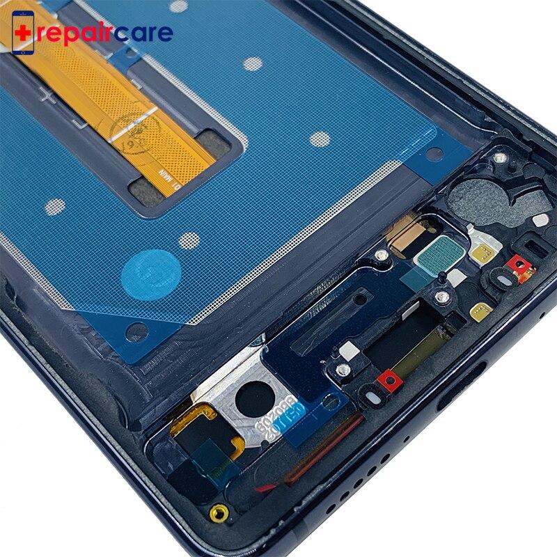 100% OLED originale A CRISTALLI LIQUIDI Per Huawei mate 10 Pro da 6.0 pollici 2160*1080 LCD display Touch Screen Digitizer Sensore montaggio - 5