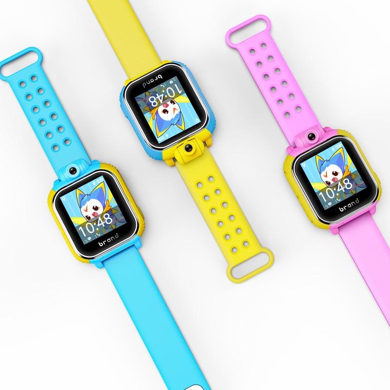 Image 2 - JM13 3G Smart Watch Camera GPS LBS WIFI Kids Wristwatch SOS Monitor Tracker Alarm For IOS Android Baby Smart Watch pk q90 Q50-in Smart Watches from Consumer Electronics