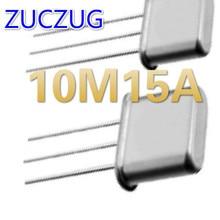С украшением в виде кристаллов фильтр 10,7 м HC-49T+ 7,5 K 3dB 10M15A