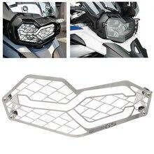 F850GS F750GS ไฟหน้าป้องกันตาข่ายสำหรับ BMW F 850 GS F 750 GS 2018 2019 อุปกรณ์เสริมรถจักรยานยนต์