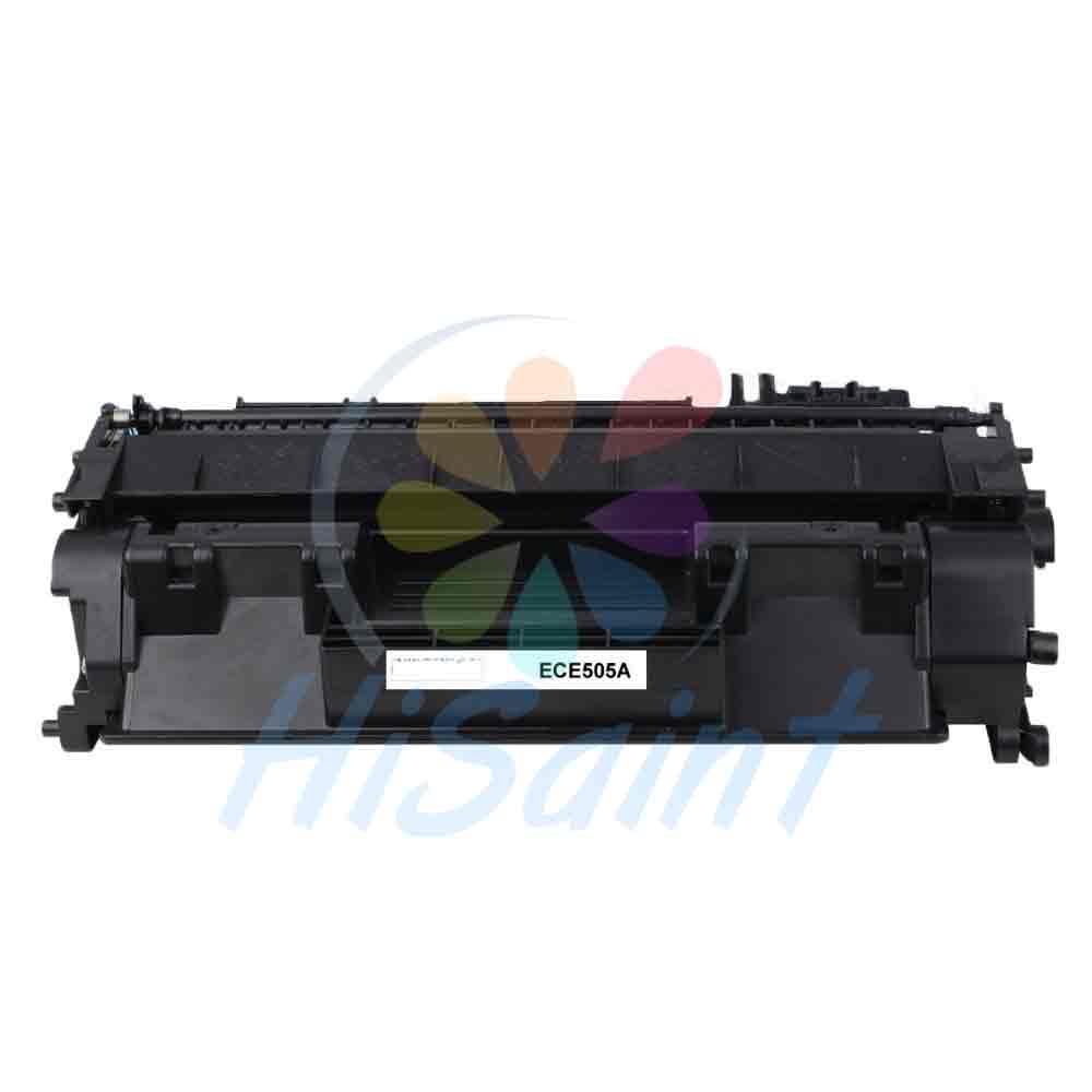 Ratlos hisaint kompatibel hp ce505a 505 schwarz tonerkartusche ersatz für p2055d p2055dn...