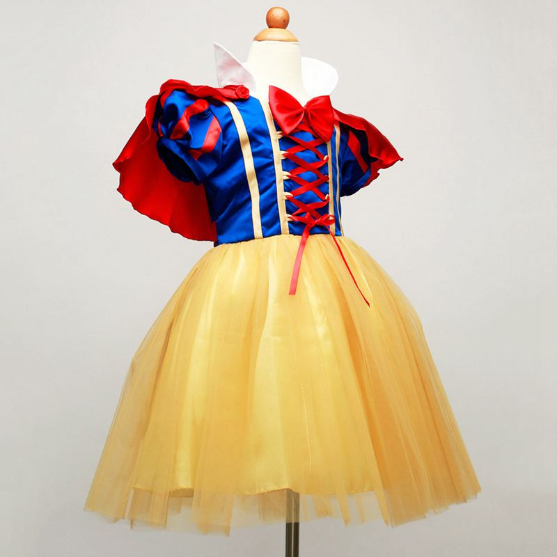Girls-Snow-White-Costume-Cosplay-Kids-Girl-Princess-Party-Dresses-with-Cape-Short-Sleeve-Dress-with-Bow-Children-Cartoon-Clothes-1