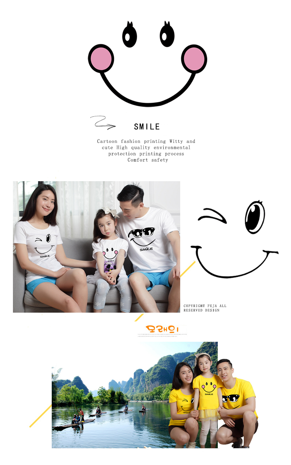 HTB1tD.2QVXXXXafaXXXq6xXFXXXp - family matching clothes Mother daughter dresses outfits cotton casual T-shirts family Look cotton mother father son clothing