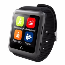 U11 Smart Watch Sim Slot Bluetooth 4.0 For iPhone For Samsung For Sony All Android Support GSM Call