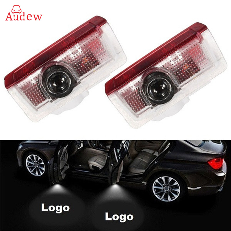 2Pcs LED Car Door Laser Projector Logo Emblem Welcome Shadow Lamp For Mercedes/Benz W176 4MATIC A E B C ML GL Class 2 pcs led car door welcome projector logo ghost shadow laser emblem light for toyota honda vw bmw mini audi mazda mercedes benz
