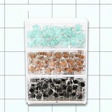 Pushpin покраска пробковая доска пластиковые булавки разноцветный