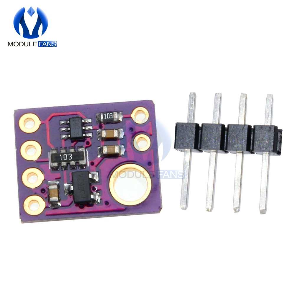MAX44009 Ambient Light Sensor Module for Arduino with 4P Pin Header