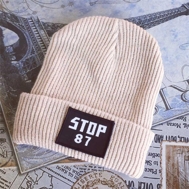 New Style Man Male Women Female Unsexy Fashion Hat Cap Winter Keep Warm Crochet Ski Hat Braided Cap For Women Wolovey#15