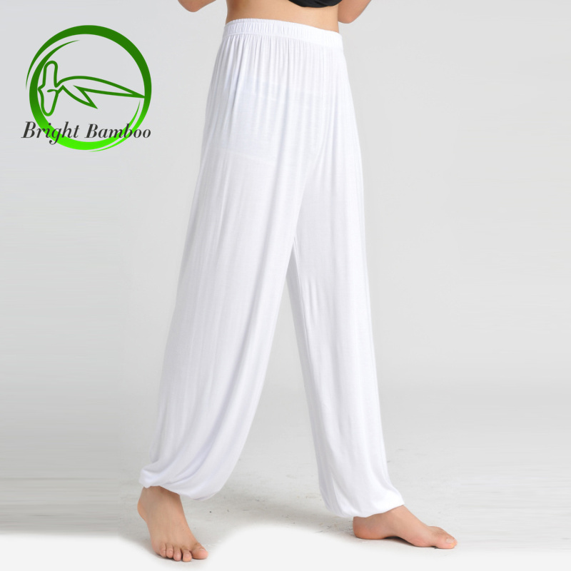 Indian Clothing Men's Spring Summer Bamboo Clothing Yoga