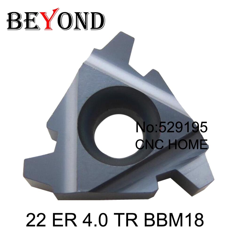 22 ER 4 5 6 4 0 5 0 6 0 TR BBM18 OYYU Indexable Tungsten