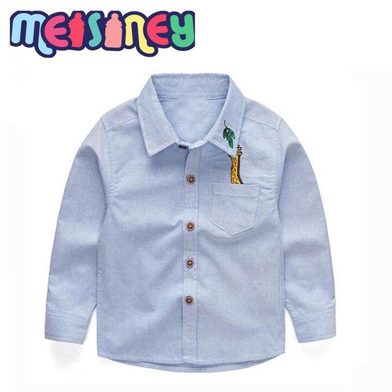 Lange mouwen shirt met lange mouwen lente en herfst nieuwe cartoon - Kinderkleding - Foto 3