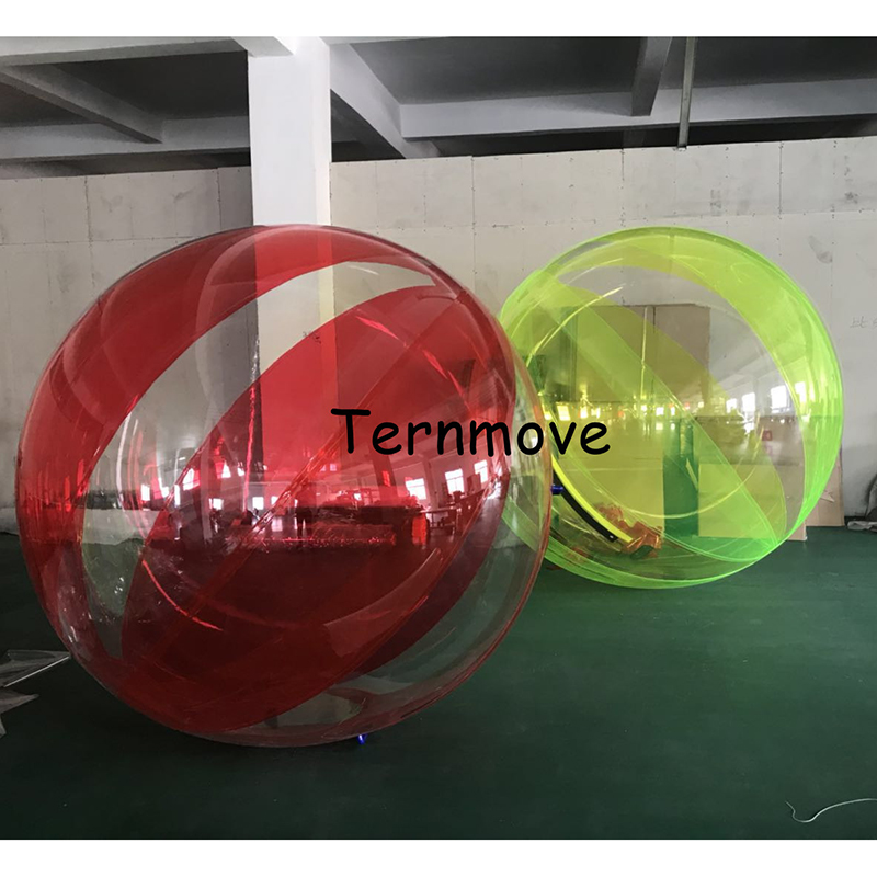 inflatable water walking ball 2M fun entertainment water ball water rollering ball Human Bowling Balls for game