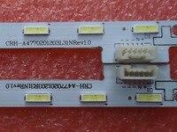 36led 47E680F 1555-R4700000-LA CRH-A4770201203L31NREV1 retroiluminação led 1 pcs = 525mm
