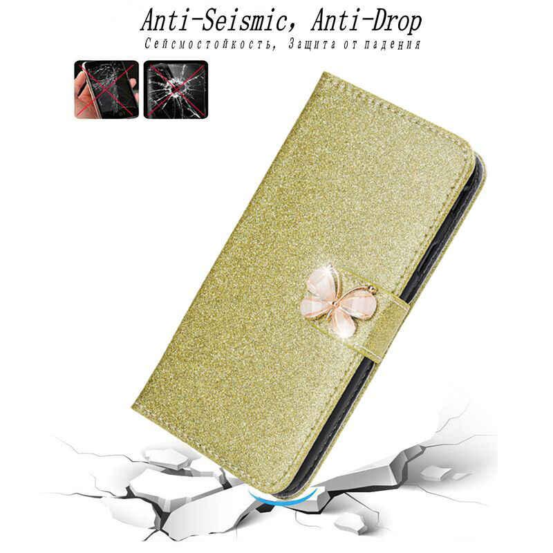 ZOKTEEC Fashion Sparkling Case For Doogee X5 max Pro Y200 Y300 F5 X9 pro Mini Mix 2 HT3 HT7 Cover Flip Book Wallet Design