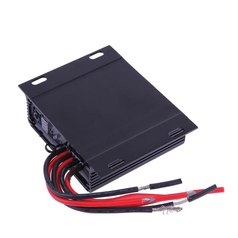 Waterproof IP68 LED 10A/20A PWM Solar Panel Charge Regulator Controller 12-24V Auto Switch Timer with Auto,Manua,Debug Mode 20