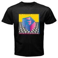 Ángulos de Gildan Nueva Los Trazos Banda de Punk Rock Camiseta de Los Hombres