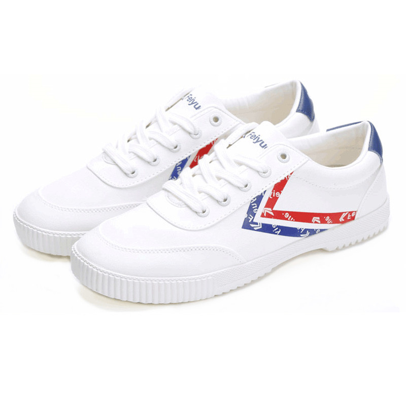 EU34 44 8123 Canvas Sneakers Classic FeiYue TaiChi KungFu Martial Arts Athletics Shoes INS Street Beat Shoes For Youth Adults