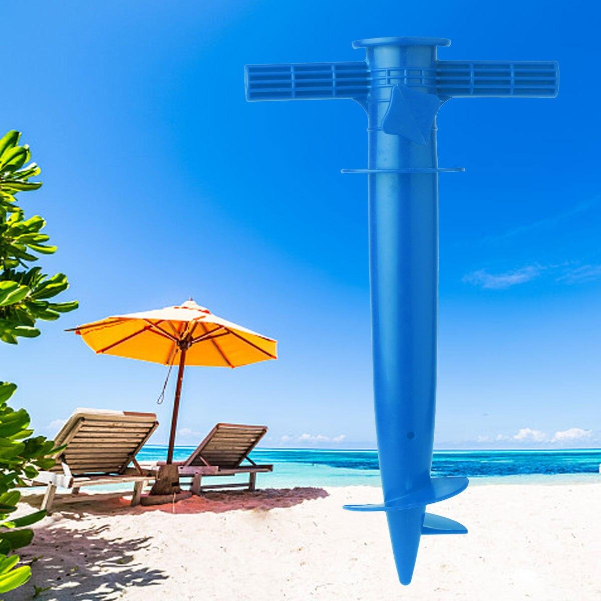 Umbrella Stand Holder Outdoor Umbrella Base Beach Umbrella Sand Anchor