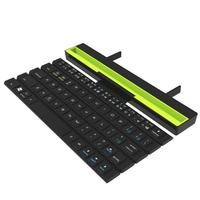 Mini Wireless Bluetooth 64 Keys Keyboard Tablet parts Smart Phone Accessories for ipad pro for Samsung S9