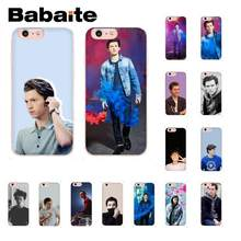 Babaite Tom Holland Soft Silicone Phone Accessories Case for iPhone 8 7 6 6S Plus X XS MAX 5 5S SE XR 10 Fundas Capa(China)