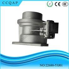 Высокое качество 22680-53J01 Массового Расхода Воздуха Метр Датчик Для Nissan 200SX Sentra Infiniti G20 2.0L