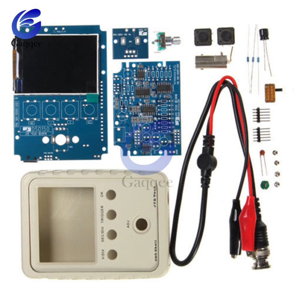 DSO150 Digital Oscilloscope DSO Shell with 2 4