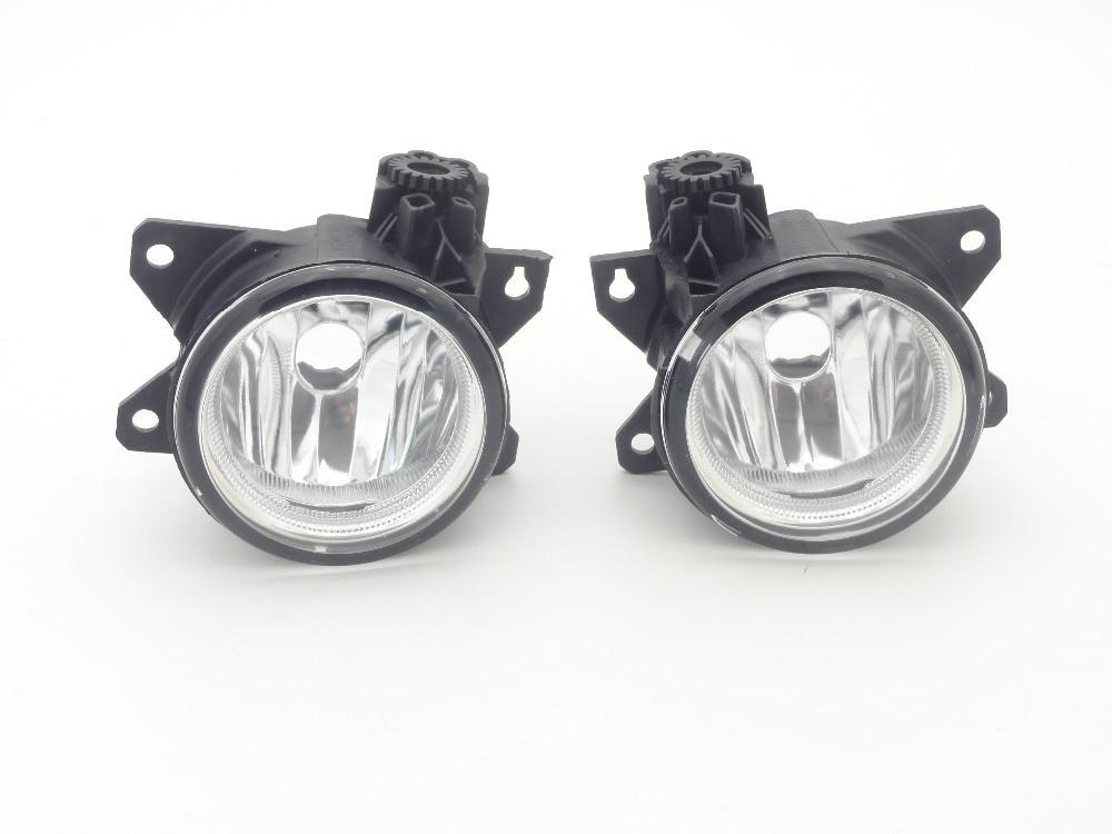 1Pair OEM Fog Lamps Fog Lights Front Bumper Lamps For Honda Civic Sedan 2016-2017 1 pair fog driving lamps without bulb lh rh front fog lights for honda civic sedan 2016 2017