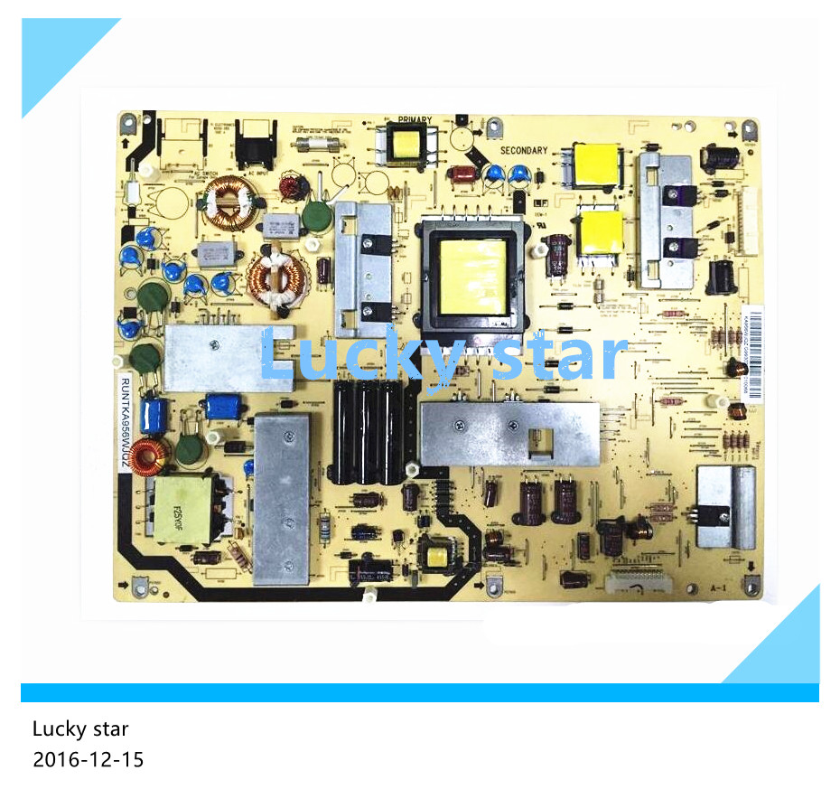 95% new Original power supply board LCD-52LX840A 52LX845A RUNTKA956WJQZ RUNTKA956WJN1 original lcd power supply board 715g3332 1